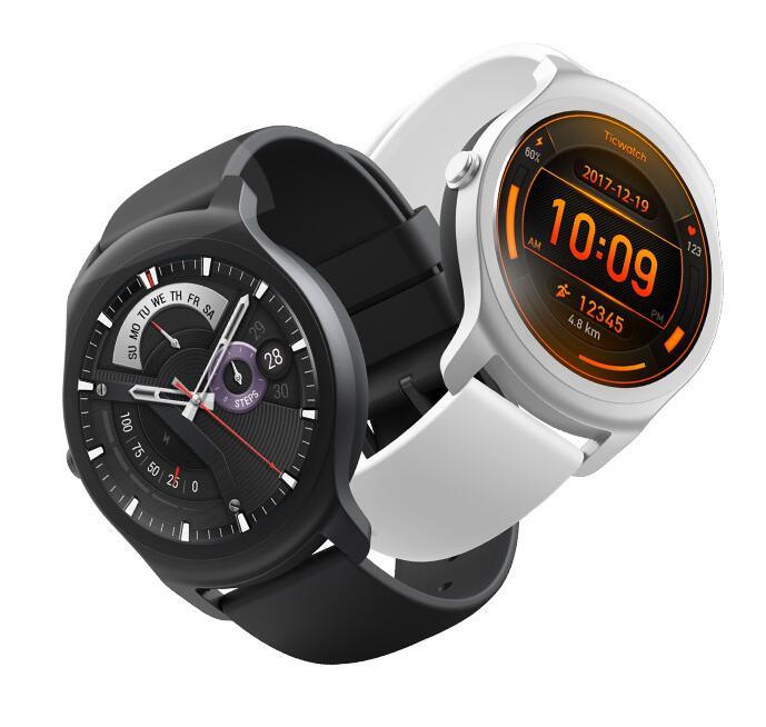 男人生日礼物送什么好,Ticwatch2智能手表