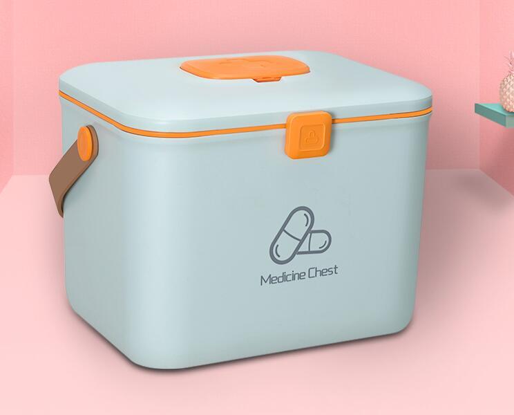 美简药箱家用医药箱,家用颜值礼物送家人