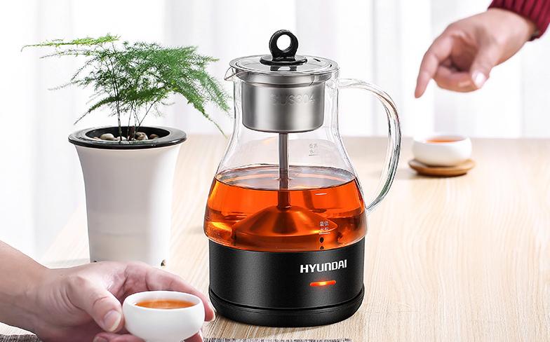 全自动蒸汽煮茶器,送朋友实用礼物