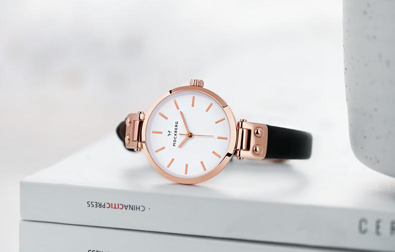 Mockberg女表小众手表,简约礼物送给女生