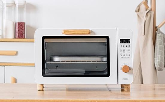 一人食不讲究,小到12L的颜值烤箱