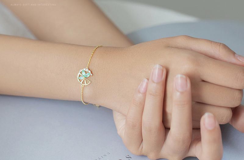 小礼物送什么礼物给女生最好,几款漂亮手链送女友