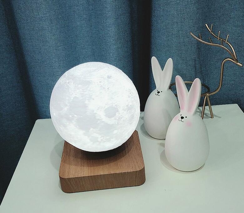 黑科技磁悬浮月球灯,送朋友生日礼物