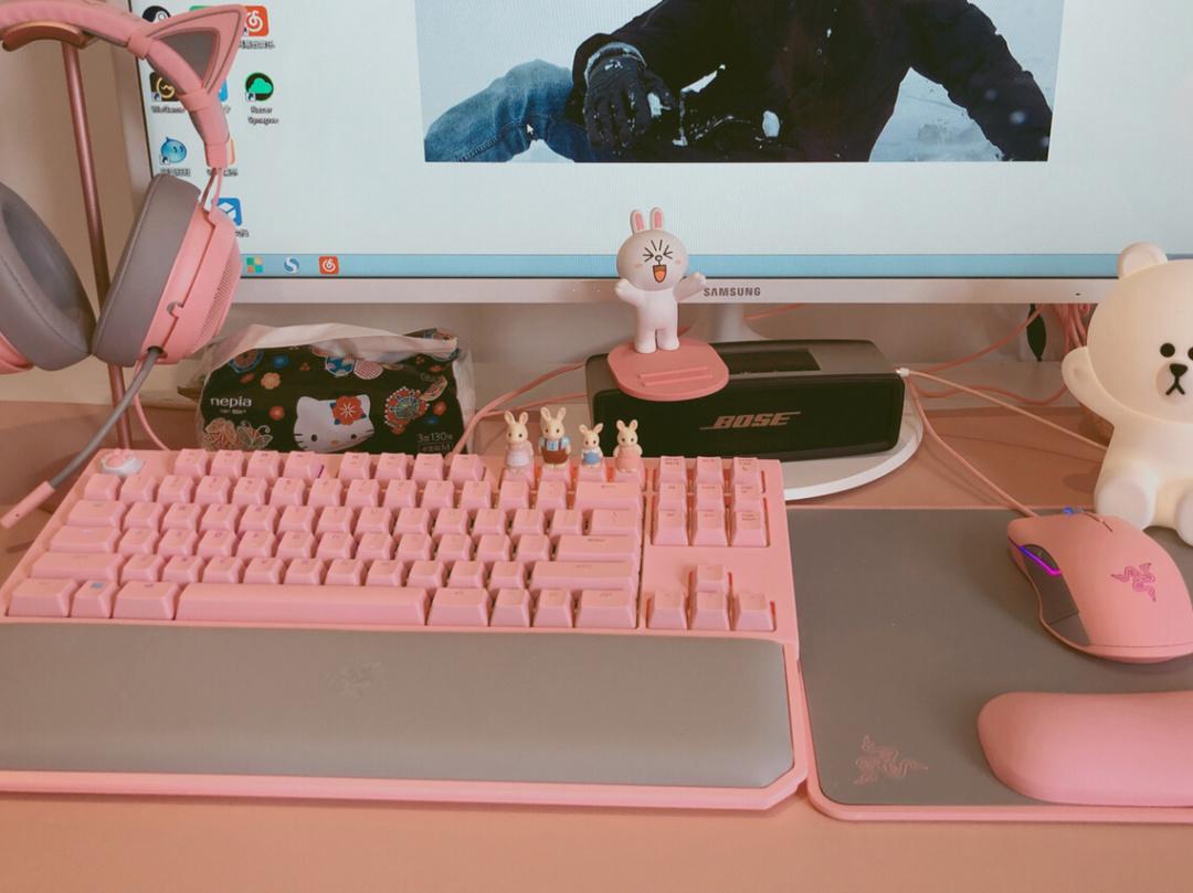 适合送女朋友生日礼物什么好,小红书非常流行的粉色游戏房