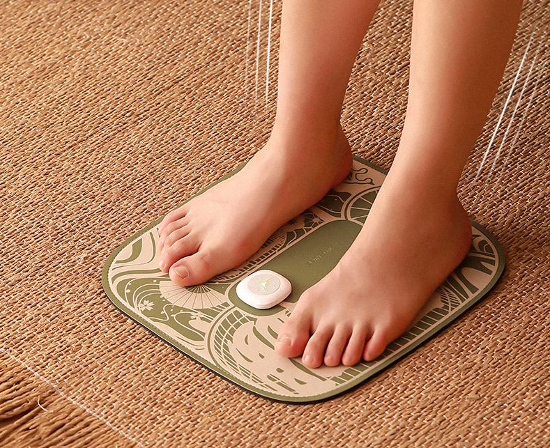 日本Intenice茵特奈按摩垫,非常便携实用女朋友礼物